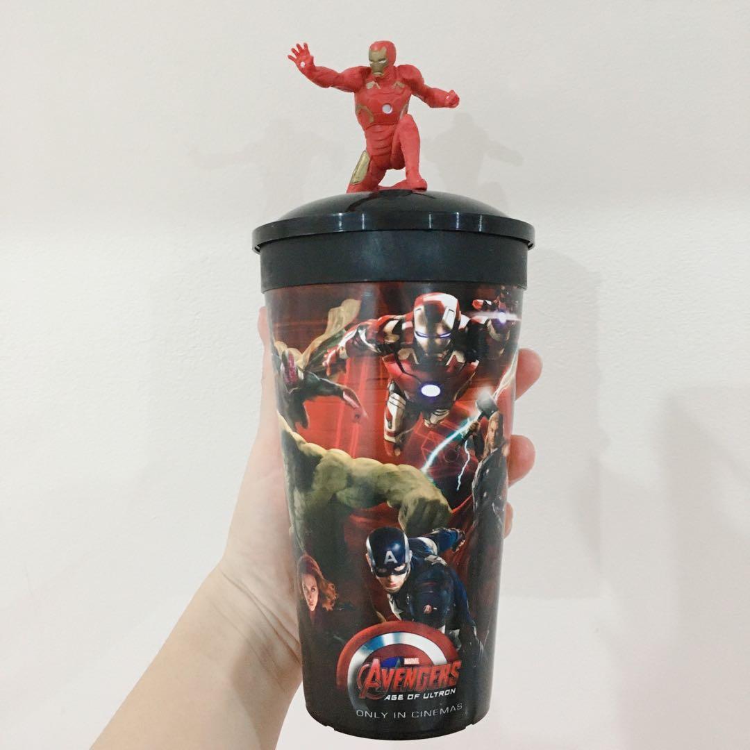 Iron man avengers tumbler/cup