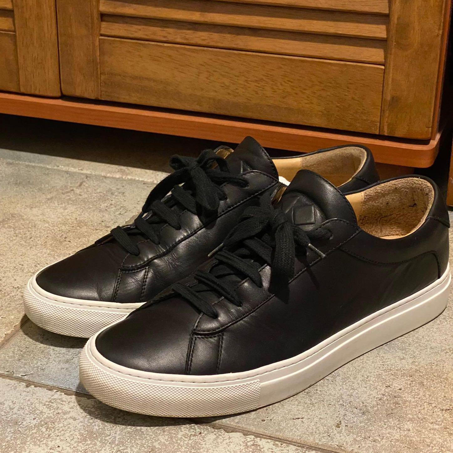 koio leather sneakers