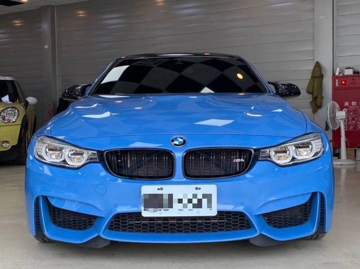 #M4 滿配 2015年 BMW實跑
