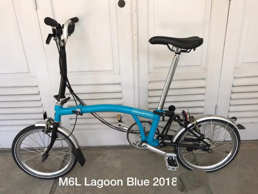 M6L lagoon Blue 2018