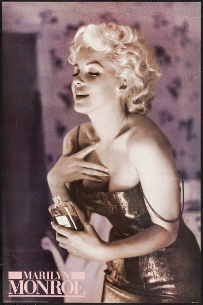 Marilyn Monroe Chanel #5 Picture