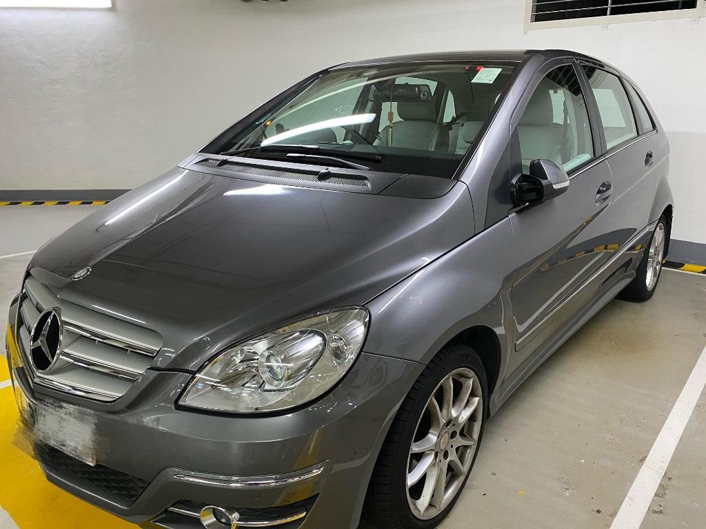Mercedes-Benz B180 (A)