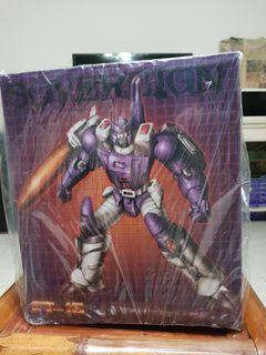 MISB Transformers G1 FANSTOYS FT-16 Sovereign Galvatron! MP Scaled Diecast