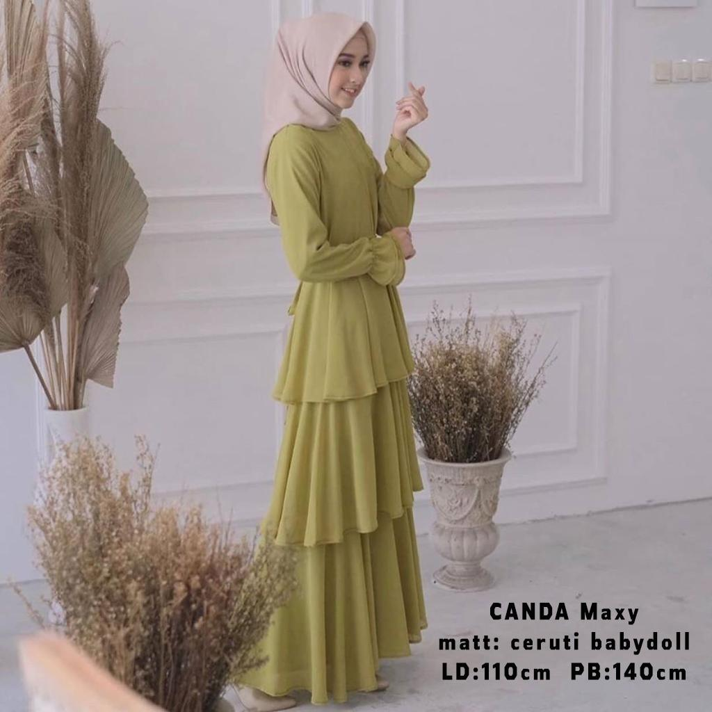 MP Canda Maxy (Mocca Jotol Mint Lime) Rp150.000. detail ada di picture