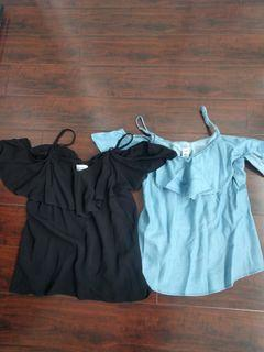 New Cami tops with flutter sleeves Petite XS