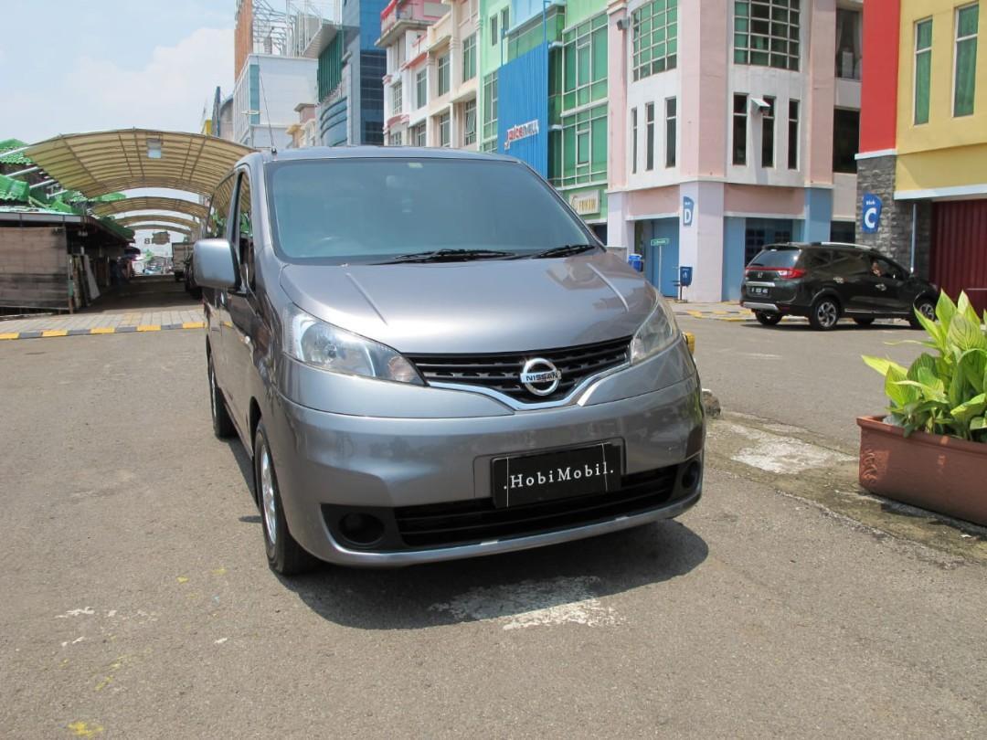 Nissan Evalia SV Metik 2012 Ang 1,9 jtan