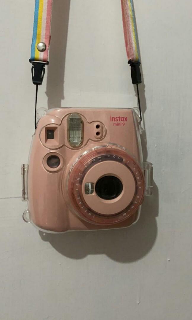 Polaroid instaxmini 9