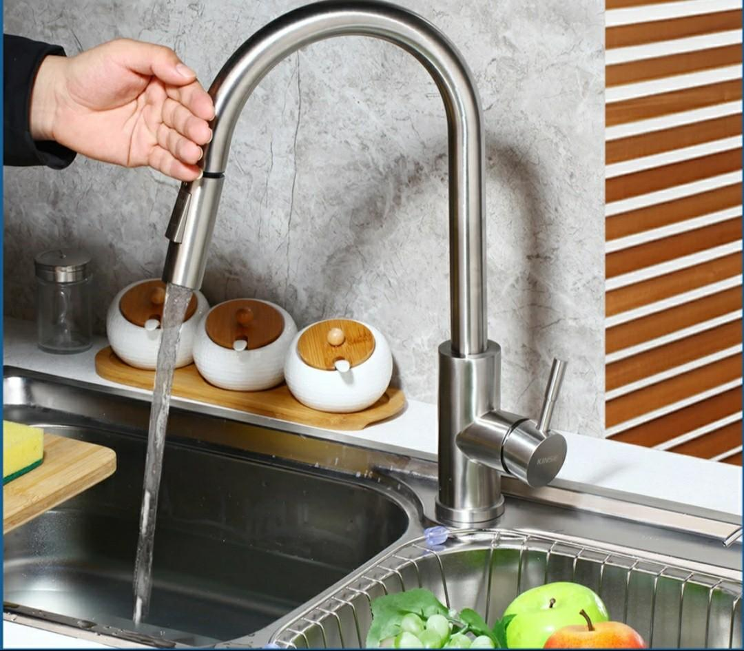 Smart Touch Kitchen Faucets