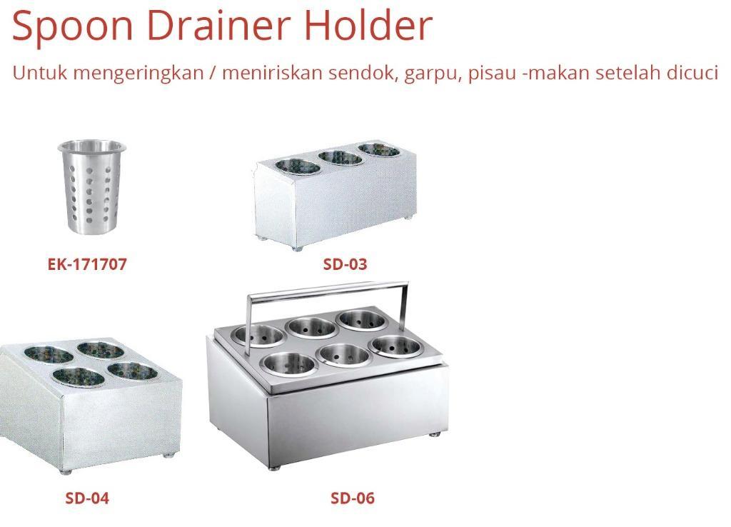SPOON DRAINER HOLDER (SD-06)