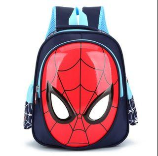 Tas Ransel anak Spiderman