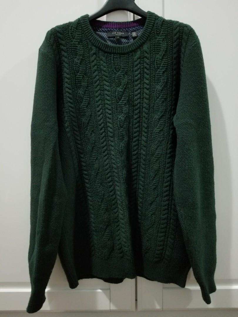 Ted Baker size 2 sweater for men