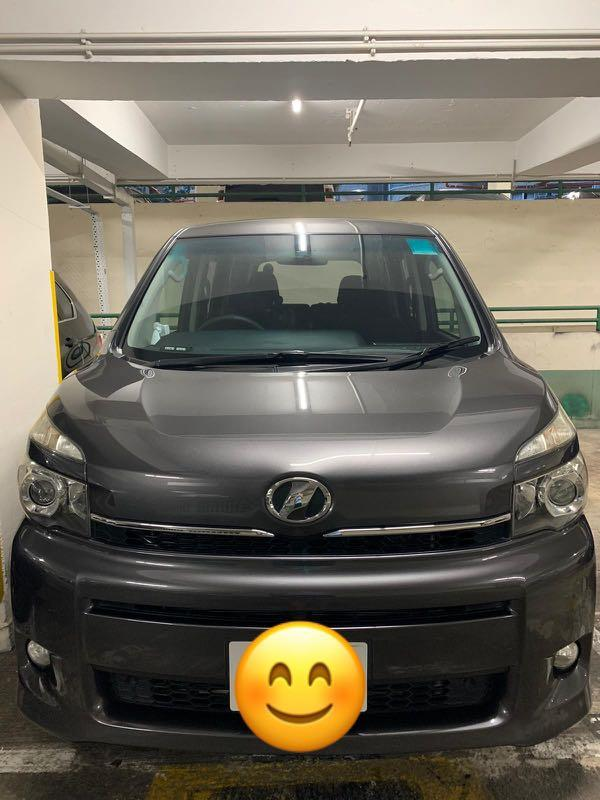 Toyota Voxy ZS VALVE MATIC  Manual