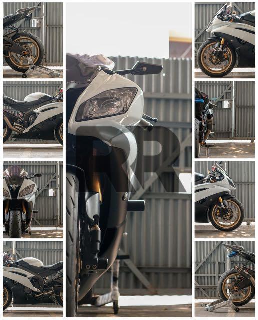 Yamaha R6 2012 full paper
