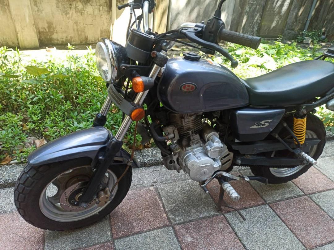 2007哈特佛-mini雲豹125