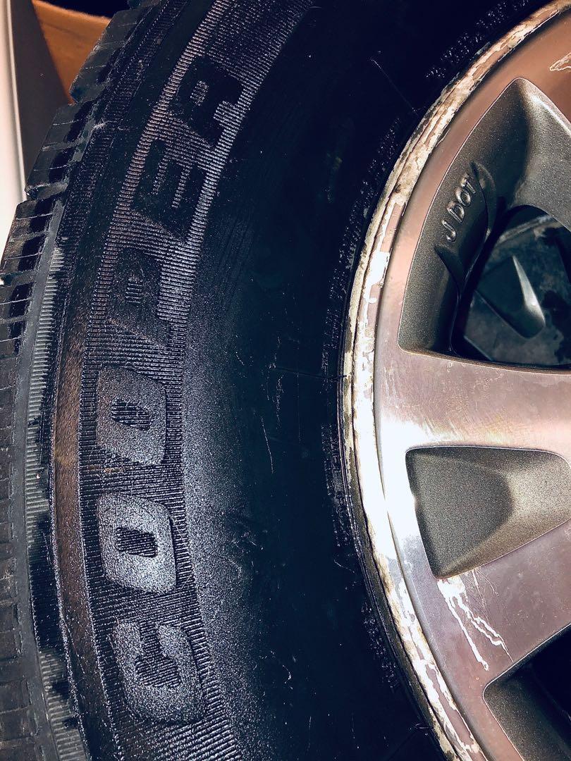 4 All Terrain- All Season-Tires