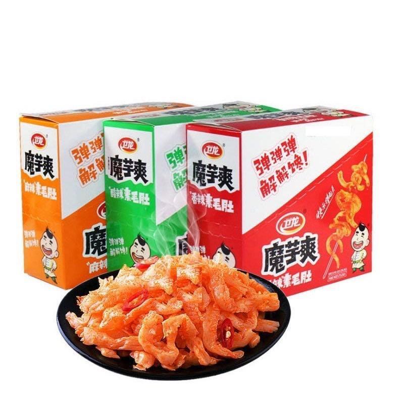 魔芋爽(盒裝)香辣味