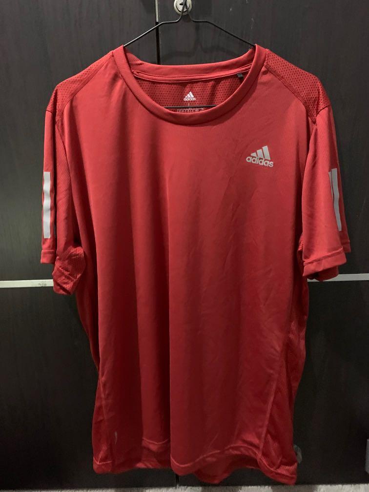 Adidas Running Red (Ori) size L