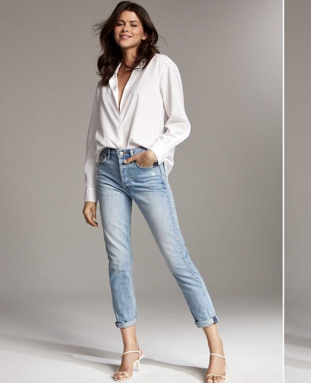 ARITZIA DENIM FORUM - EX BOYFRIEND JEANS
