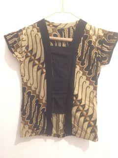 Batik Kutubaru   Size XS