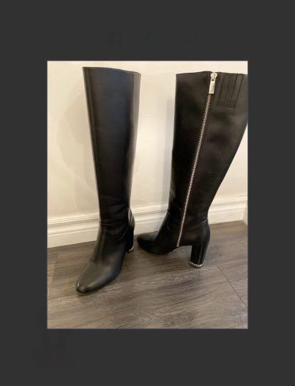 Brand New Michael Kors leather boots for sale