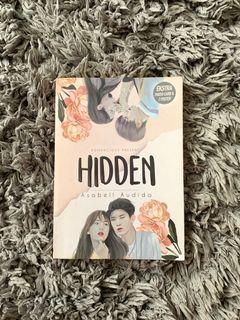 Buku Novel Hidden Wattpad