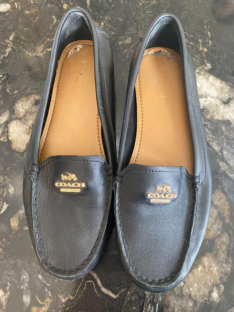 Coach woman's loafers
