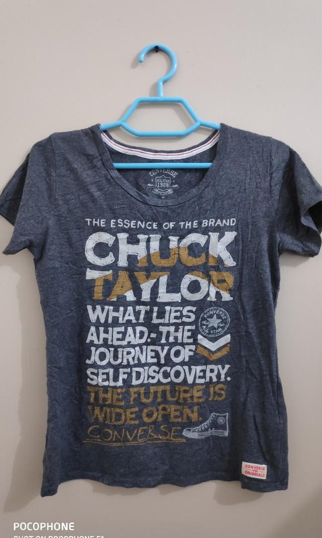 Converse Chuck Taylor t-shirt, Women's