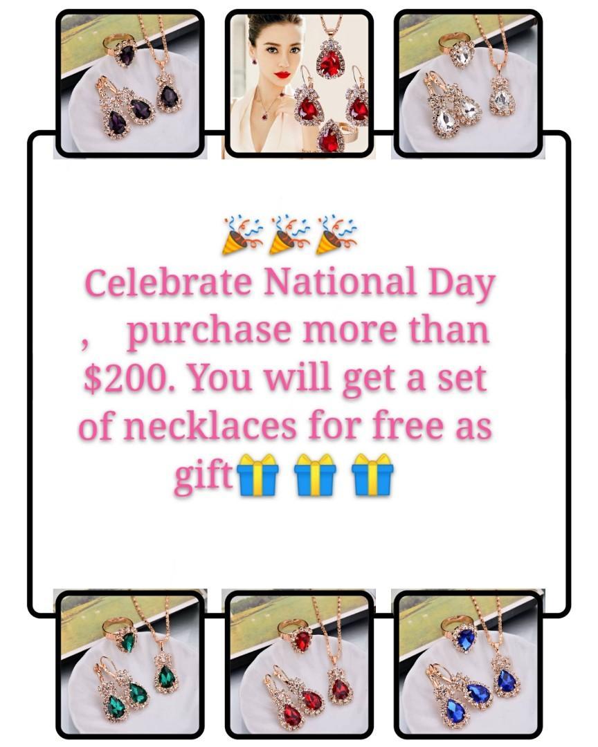 Free gift order more than $200