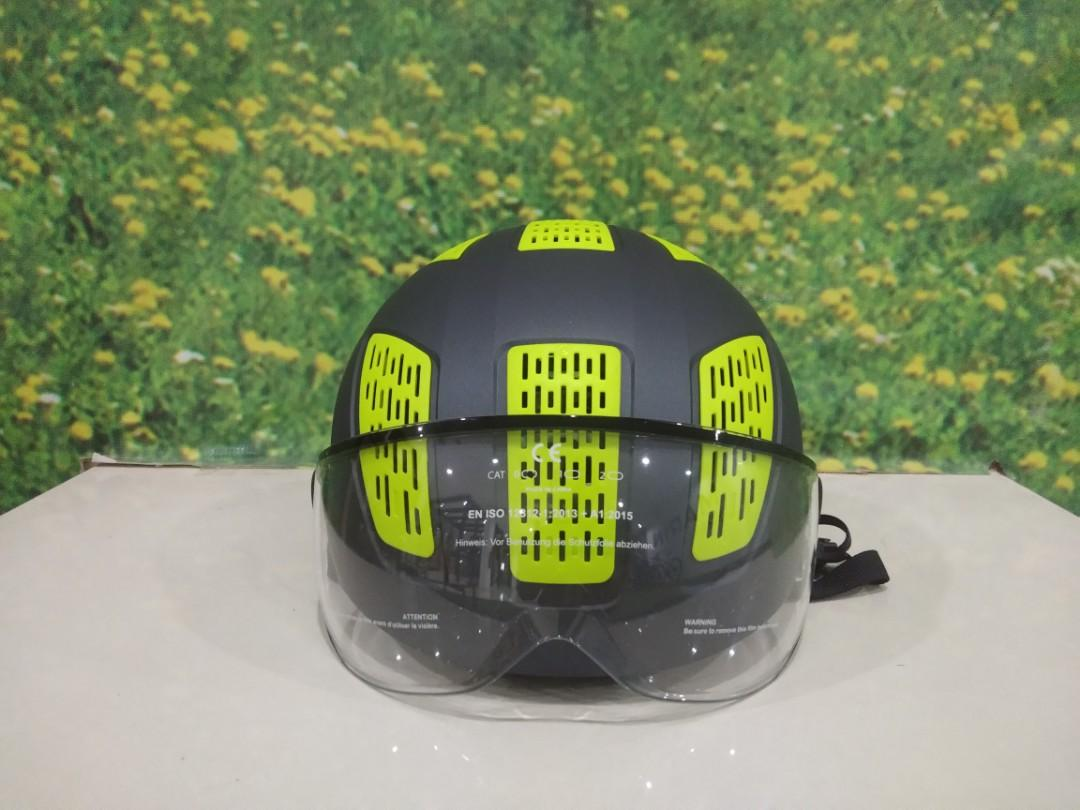 HELM SEPEDA ABUS HYBAN 2.0 ACE