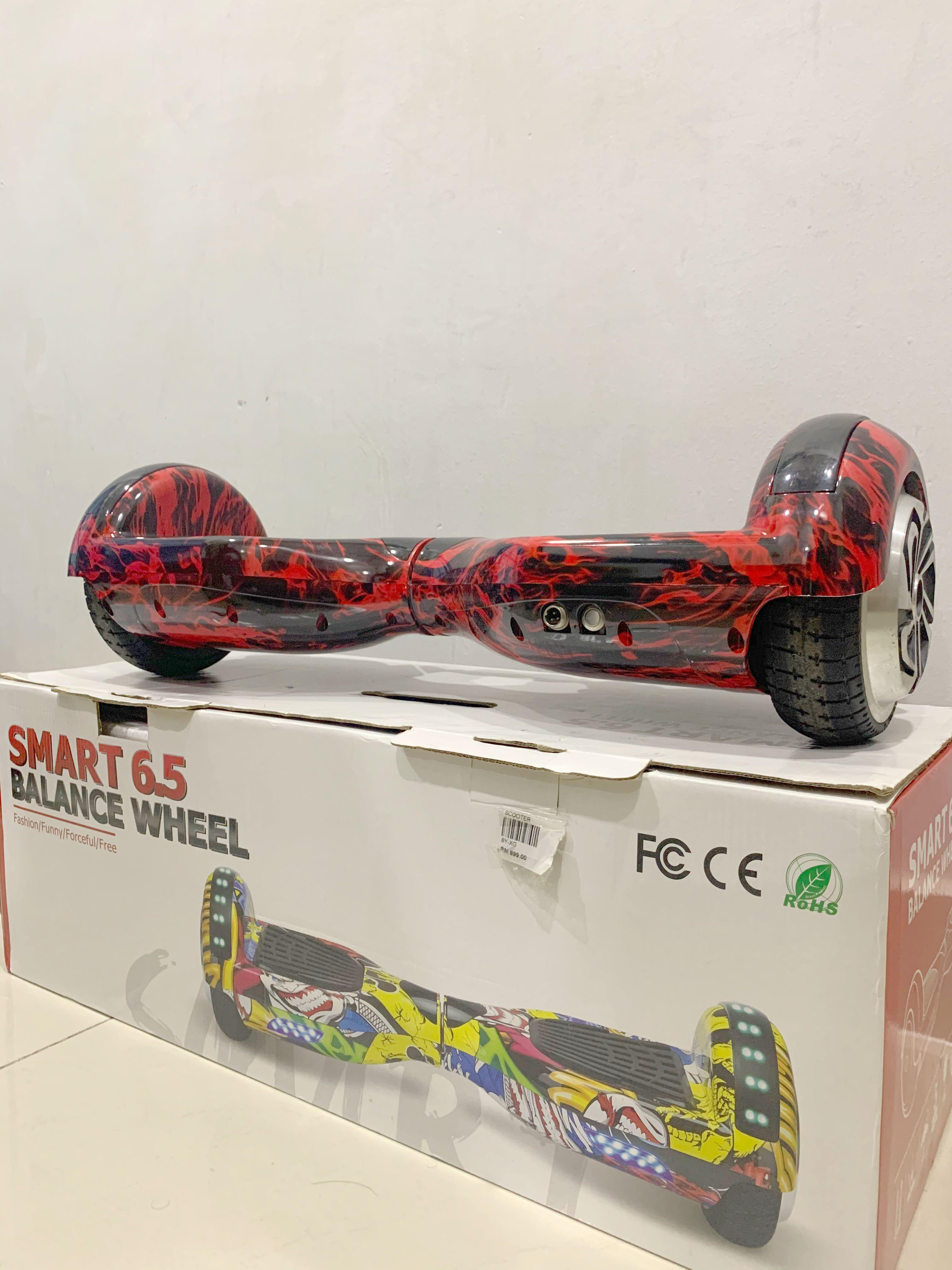 Hoverboard Smartwheels Segway Sports Scooters Skates On Carousell