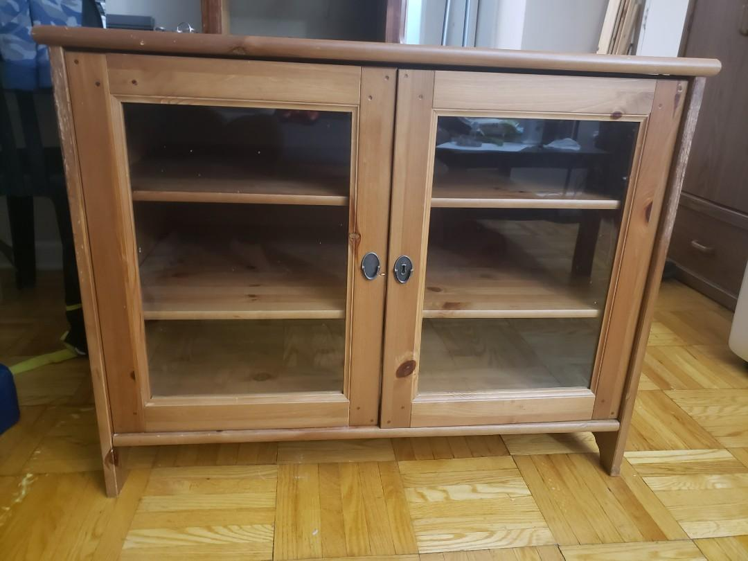 Ikea TV Bench / TV Stand / Cabinet