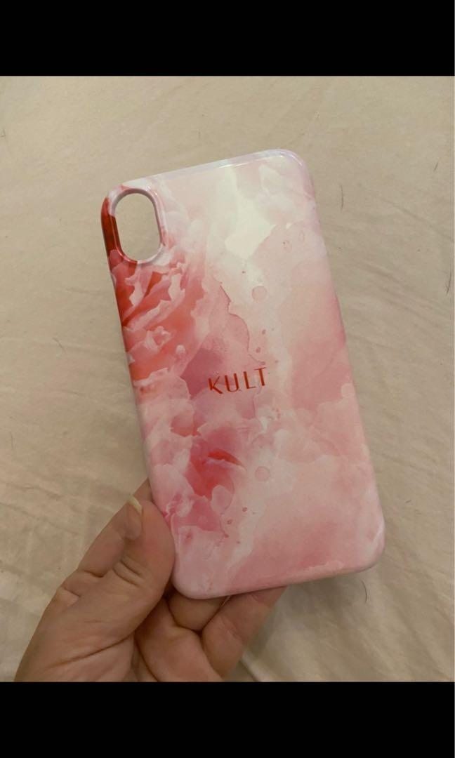 iPhone XR Pink phone case