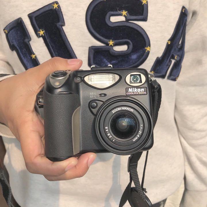 Kamera Digital Thrift