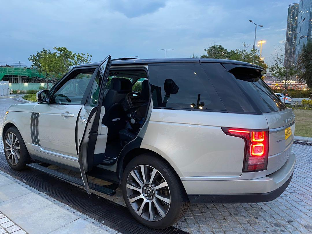 Land Rover Range Rover 5.0 (A)biography Supercharged (A)