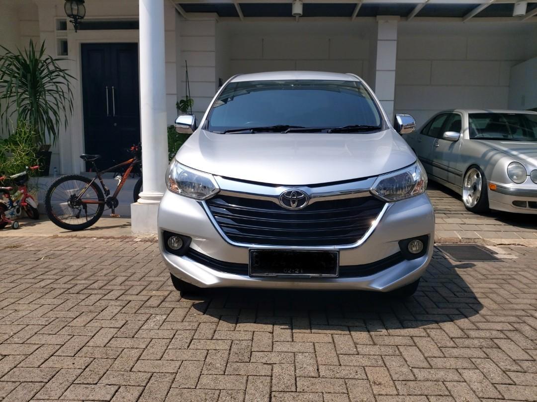 LIKE NEW Toyota Avanza G MT