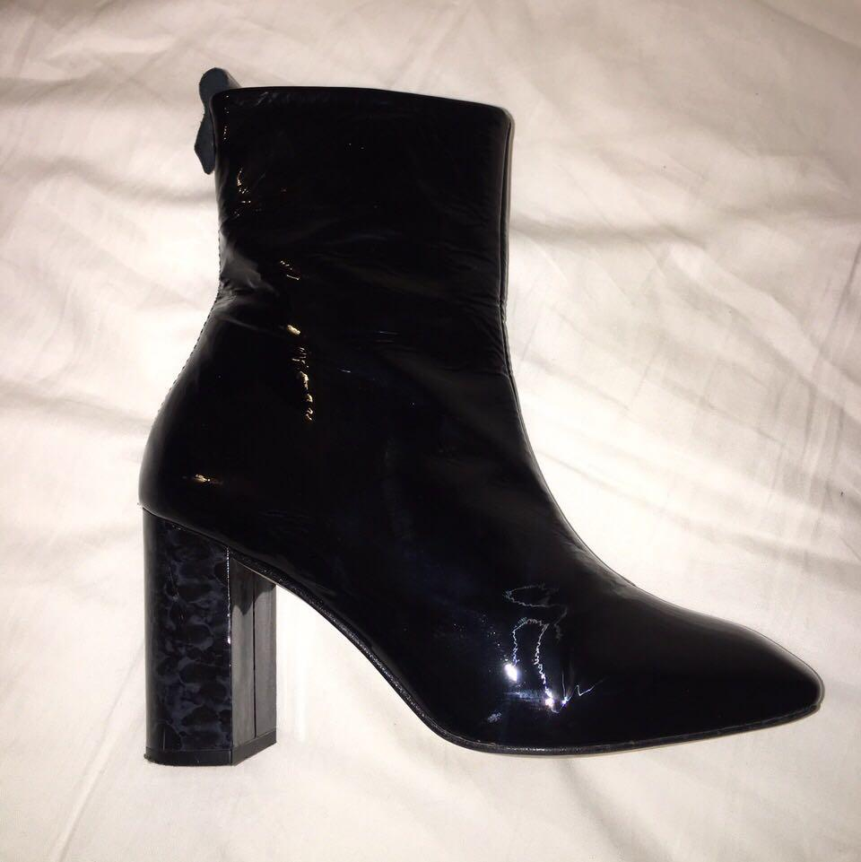 L'Intervalle NAVO Ankle Boots