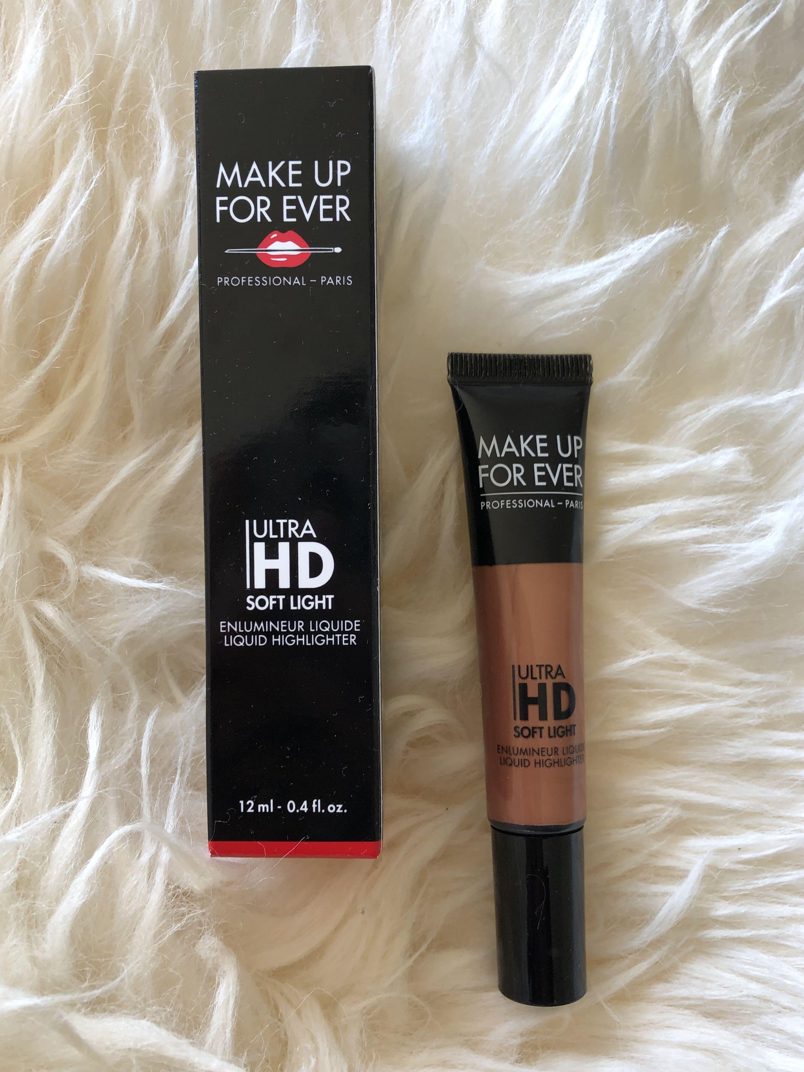 Make up forever soft light liquid highlighter