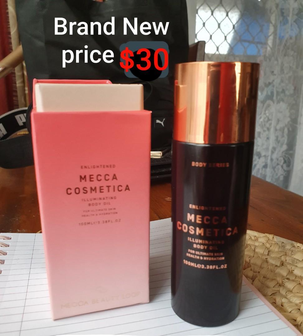 Mecca Cosmetica Illuminating Body Oil