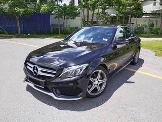 Mercedes-Benz C250 AMG 2.0T YEAR2016