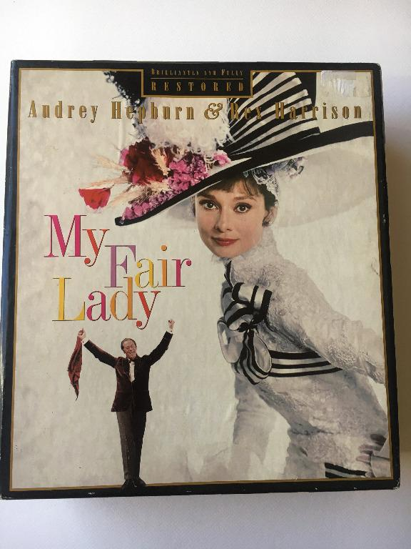 """My Fair Lady"" 2VHS+ Collectors' Edition"