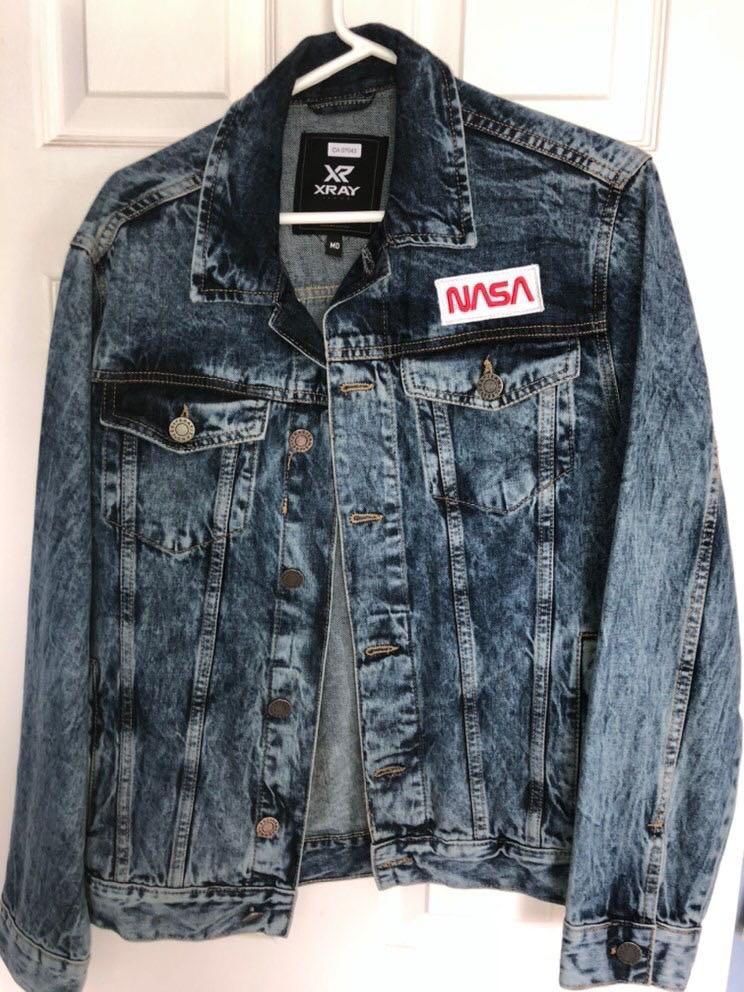 Nasa Denim Jacket