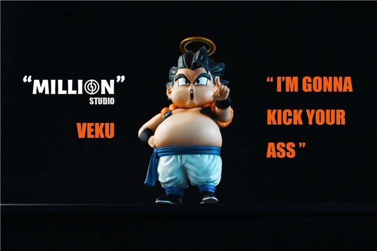 [PO]DRAGON BALL: VEKU FIGURE STATUE Million Studio