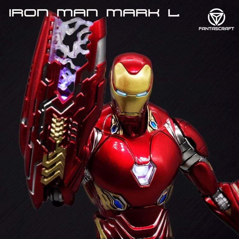[PO]FANTASCRAFT - IRON MAN MARK L FIGURE STATUE Marvel