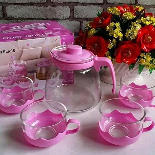 Tea Pot Set Lucuk