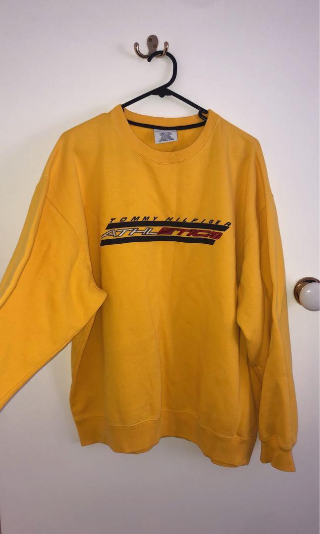 Tommy's sweatshirt