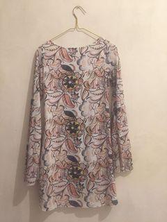Zara Midi Dress (Size S)