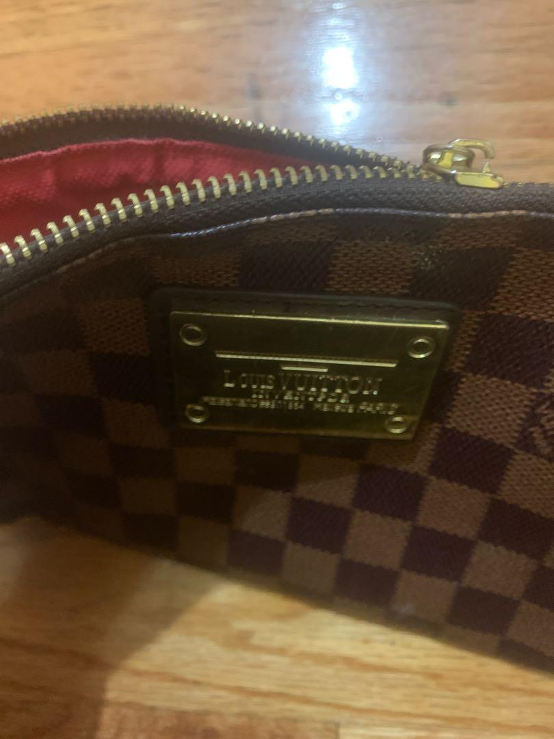 100% authentic Louis Vuitton handback