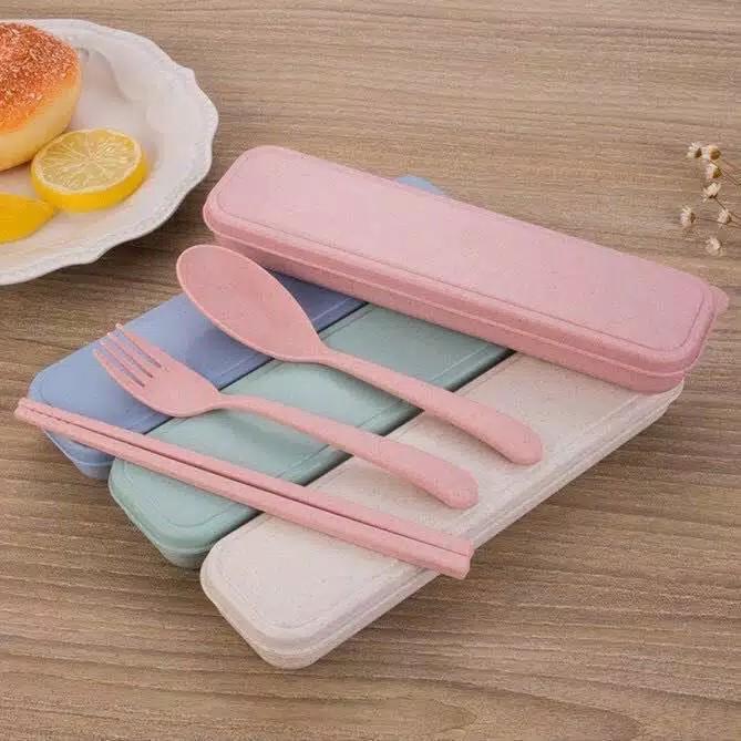 1 set alat makan