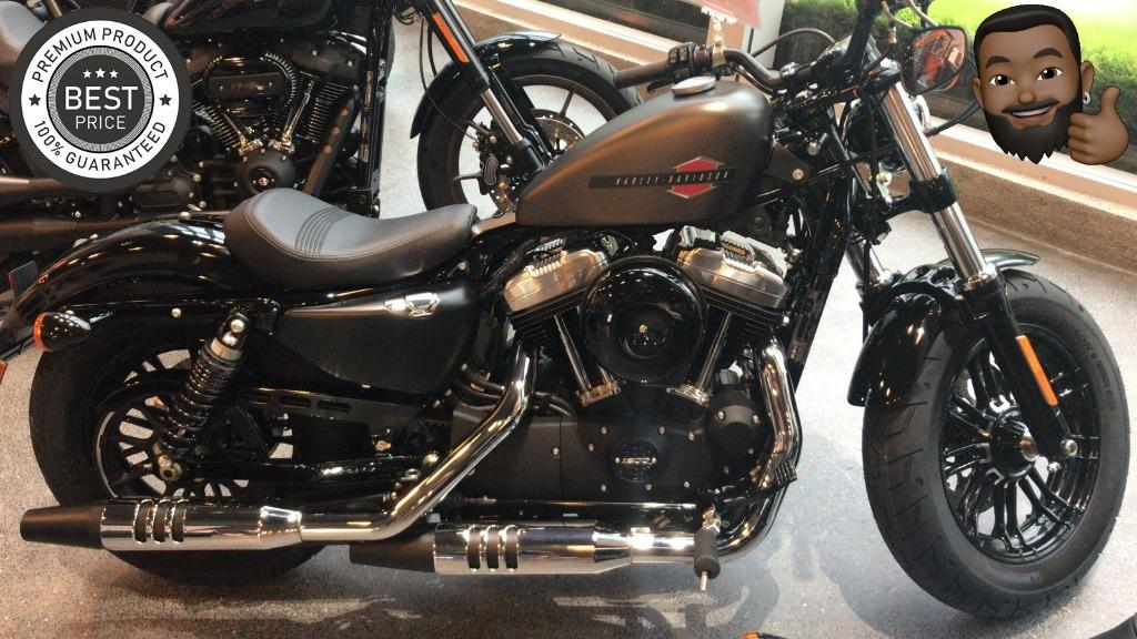 2020 Harley Davidson Sportster Forty Eight Motorcycles Motorcycles For Sale Class 2 On Carousell