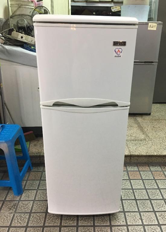 頂尖電器行「二手」東元 130公升 雙門冰箱